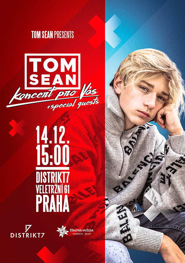 TOM SEAN – 14.12. 2019 od 15:00