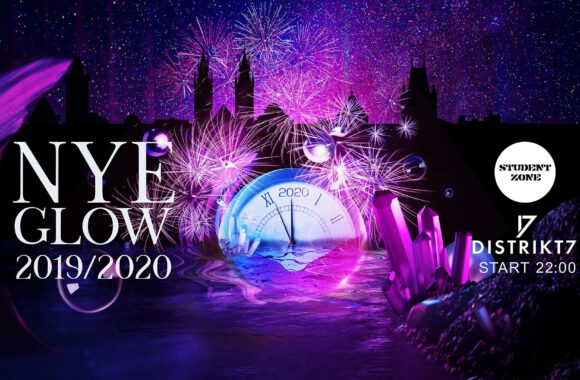 New Year's Eve Glow 31. 12. 2019 at 22:00