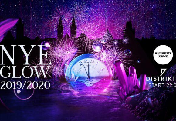 New Year's Eve Glow 31. 12. 2019 od 22:00