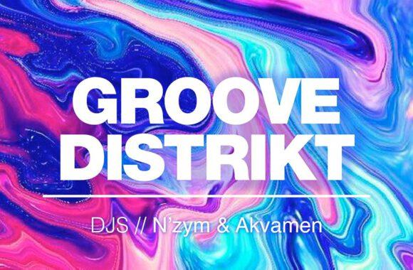 Groove Distrikt 21.12.2019 od 22:00