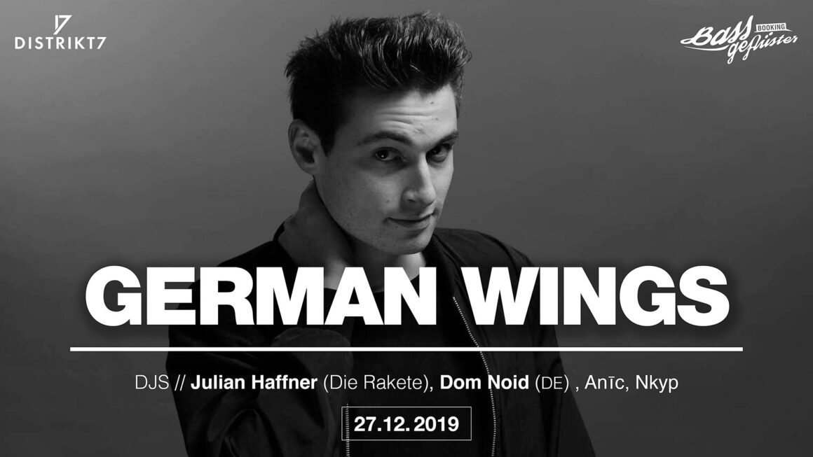 German Wings 27.12.2019  od 22:00