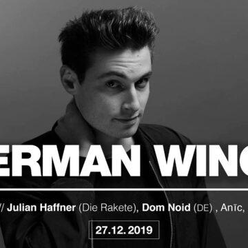 German Wings 27.12.2019  od 22:00