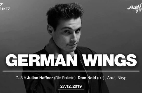 German Wings 27.12.2019  at 22:00
