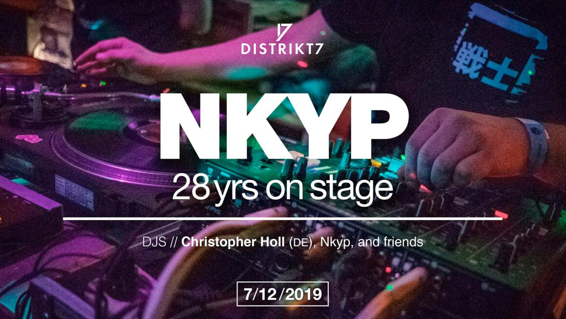 Nkyp 28yrs on stage 7.12.2019 od 21hod