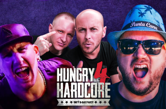 Hungry 4 Hardcore w/ Remzcore & Sprinky & Hungry Beats – 6. 3. 2020 od 20:00