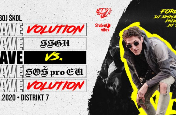 RAVEVOLUTION I SSGH VS SOŠ FOR EU – 14. 3. 2020