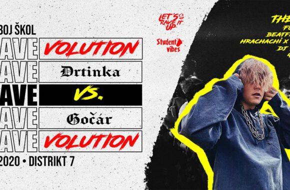 RAVEvolution I Drtinka VS Gočár – 4. 4. 2020