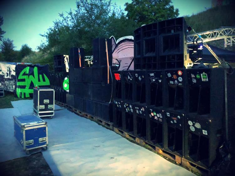 SWAMP SOUNDs at DISTRIKT7! – 17. 4. 2020