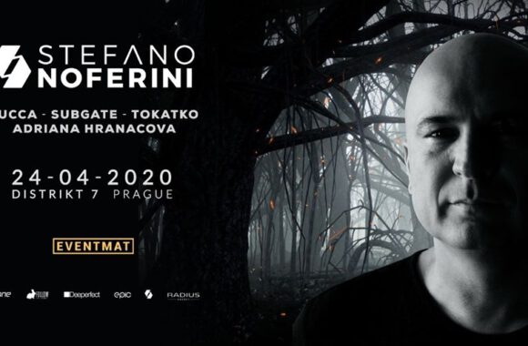 Stefano Noferini by Eventmat – 24. 4. 2020