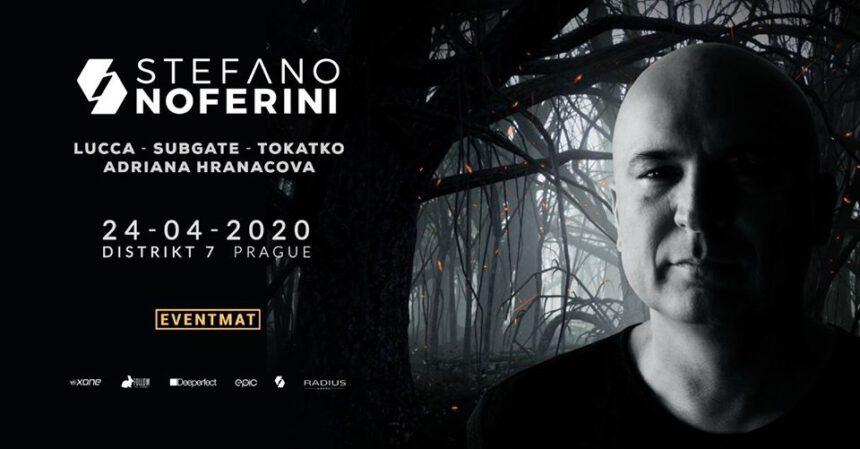 Stefano Noferini by Eventmat – 24. 4. 2020
